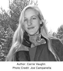 Carrie Vaughn Amber Stults Book Reviewer And Writer