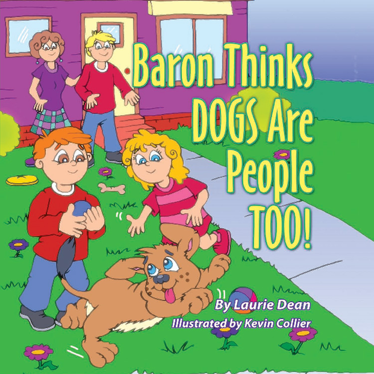 Baron Thinks Dogs are People Too