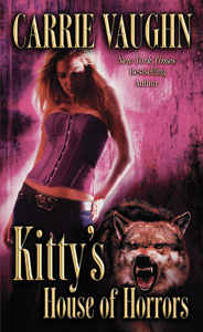 Kitty's House of Horrors Book Cover