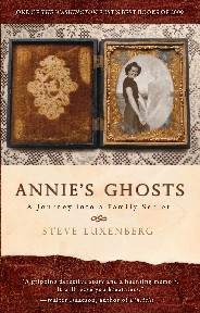 Annie's Ghosts Paperback Cover