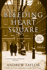 Bleeding Heart Square Book Cover