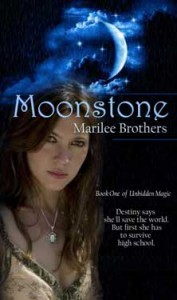 Moonstone Book Cover