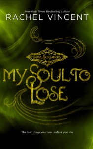 My Soul To Lose Book Cover