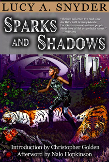 Sparks and Shadows New Cover