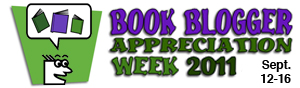 Book Blogger Appreciation Week 2011 Banner