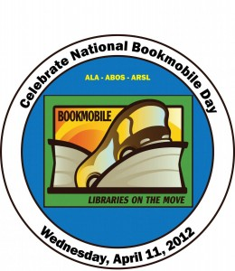 National Bookmobile Day 2012
