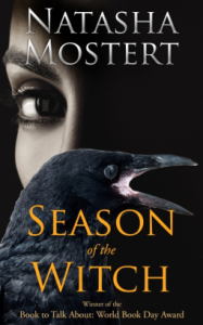 Book Cover for Season of the Witch by Natasha Mostert