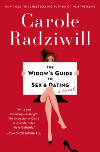 Book cover of The Widow's Guide to Sex & Dating