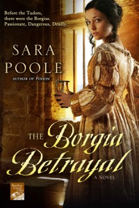 Book Cover of The Borgia Betrayal