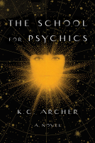 School For Psychics Book Cover