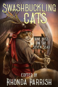 Book cover of Swashbuckling Cats