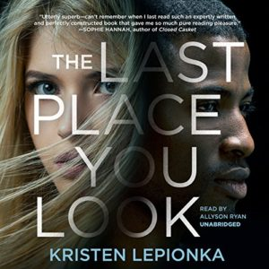 Book Cover of The Last Place You Look