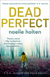 Dead Perfect Book Cover