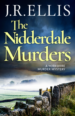 Book cover of The Nidderdale Murders