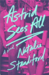 Book Cover of Astrid Sees All